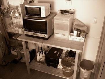 キッチン収納1308