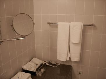 ホテル洗面