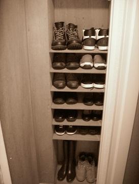 玄関・靴収納