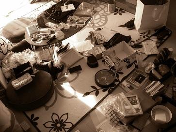 書斎・汚部屋