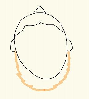 青木さん後頭部2