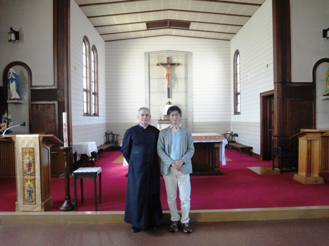 130413西陣教会内部