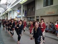 2013 第9回しまんと市民祭 なかむら踊り