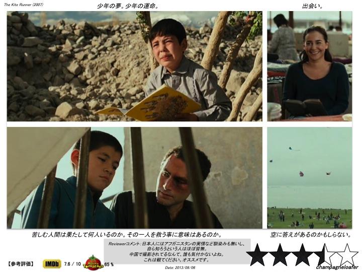 The Kite Runner (2007) 君のた...