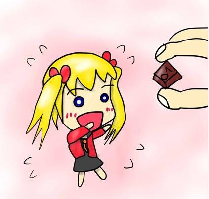 チョコちぇりさん