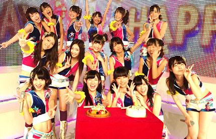 akb show #7tチーム4-手をつなぎながら20131114