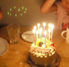 130914お誕生ケーキ