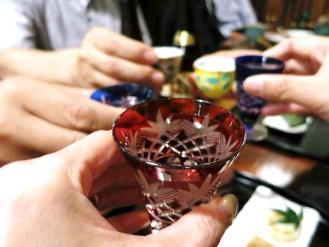 13-7-24 乾杯酒