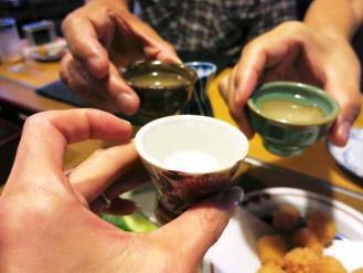 13-9-7-2 酒乾杯