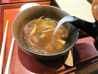 13-9-13 蕎麦湯