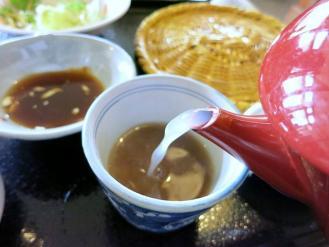 13-9-15 蕎麦湯