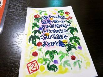 13-9-25 ハガキ