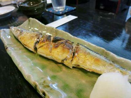 13-10-5 秋刀魚