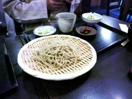 13-10-15 蕎麦定食