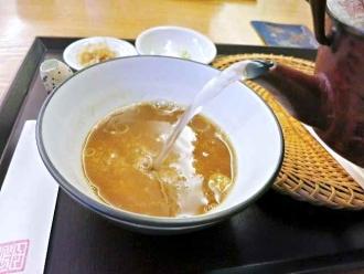 13-10-27 蕎麦湯