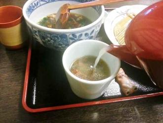 13-10-30 蕎麦湯
