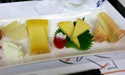 13-11-4 前菜チーズ