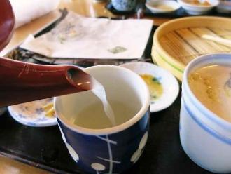 13-11-24 蕎麦湯