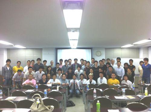 東京都恵比寿で売れるジムトレーナになるための年収UP講習会セミナー