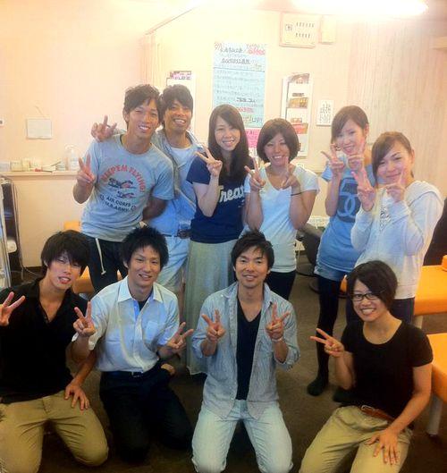 東京恵比寿でジムトレーナーフィットネスクラブなど集客方法コンサル説明会セミナー