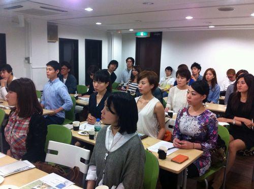 人気インストラクターによるパーソナルトレーナー女性集客講座東京セミナー