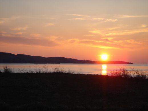 130515夕陽