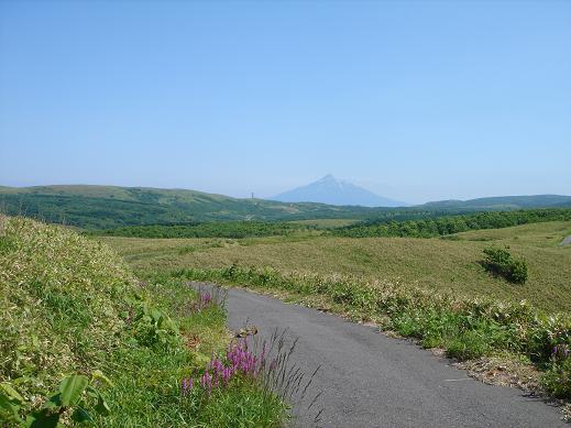 20130628利尻富士(久種湖)