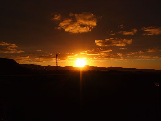 130916夕陽