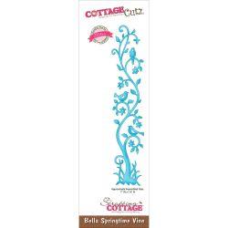 059126 CottageCutz Elites Die (Bella Springtime Vine) 1995