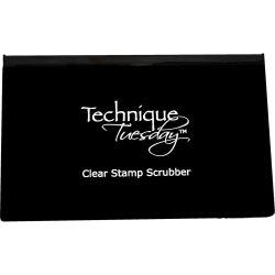 488602【予約商品】Technique Tuesday クリアスタンプスクラバー 1300
