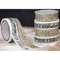 018336 [Prima] Lifetime Washi (55 Yards) Fabric (1 Yard) Tape 350