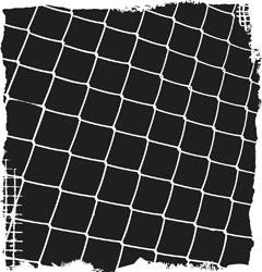 211081 【525円→450円】Crafters Workshop Templates 6インチ (Fence Frame) 450円