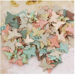 209735 [Prima] Fairy Belle ハンドメイド ペーパーフラワー (Flutter Bits) 96ピース 450円