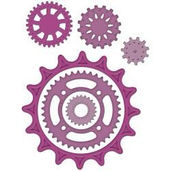 472184 Spellbinders Shapeabilities Dies (Sprightly Sprockets) 2500円