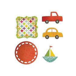 【2000円→1800円】Sizzix Thinlits Dies 7 (Little Boy)
