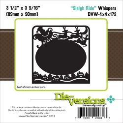 261261 Die-Versions Whispers Die (Sleigh Ride, ) 2000