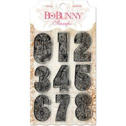 239635 [Bo Bunny] Stamps (Countdown) 550x3