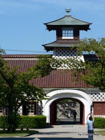 みなとぴあ 新潟市歴史博物館 旧新潟税関庁舎