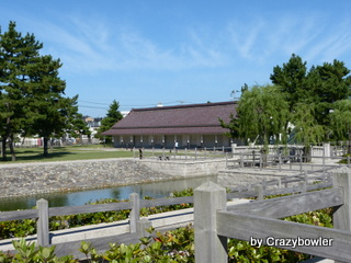 みなとぴあ 新潟市歴史博物館 石庫