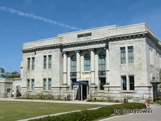 みなとぴあ 新潟市歴史博物館 旧第四銀行住吉町支店