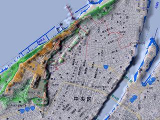 新潟の町 微 地形散歩2日間