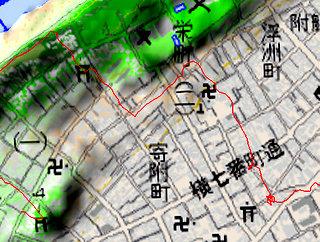 『新潟の町 微 地形散歩DAY2-2