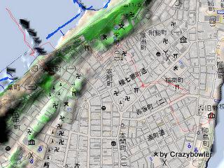『新潟の町 微 地形散歩DAY2