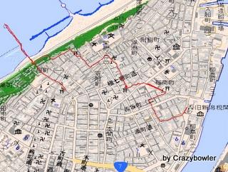 新潟の町 微 地形散歩DAY2