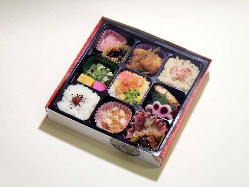 鳥取お弁当