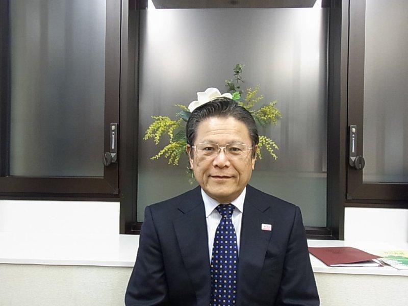 戸川宏一氏