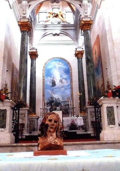 ボナリアの聖母像