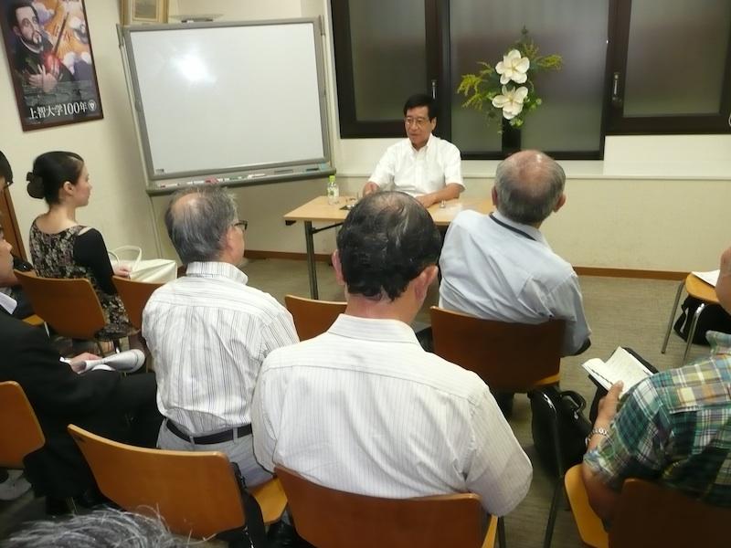 藤田和芳さん講演全景2013_07_16