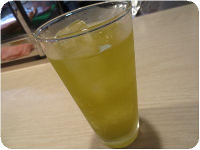 緑茶ハイ(火曜日)