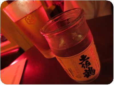 日本酒&ホッピー